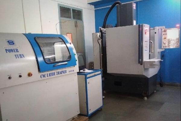 Advance Manufacturing Process Lab - CNC Lab (MEL06)