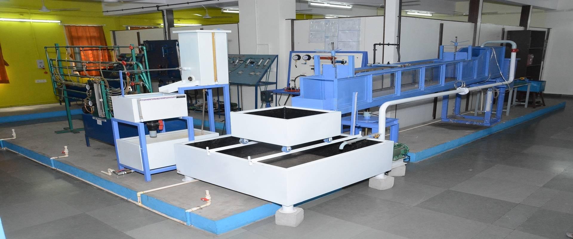 civil-Hydraulic lab