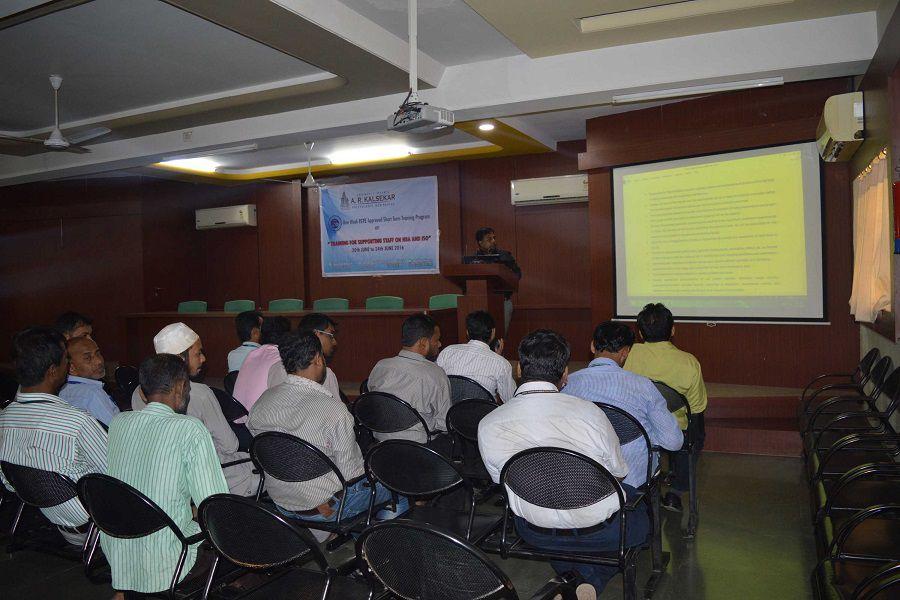 Seminar on soft skill development