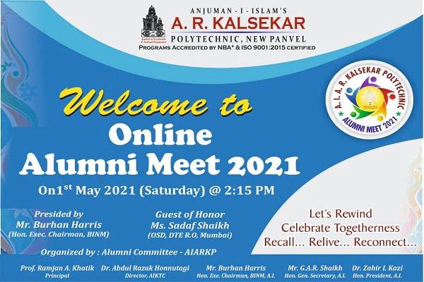Alumni Meet 2021
